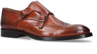 Kurt Geiger London Leather Montgomery Brogues
