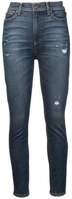 Alice + Olivia Alice+Olivia Jalisa distressed skinny jeans