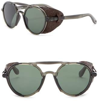 Givenchy 50mm Aviator Sunglasses