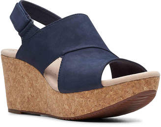 Clarks Annadel Sky Wedge Sandal - Women's