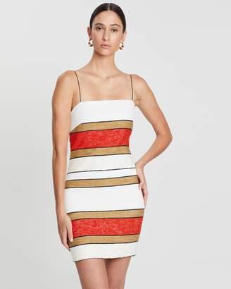 Bec & Bridge Goldie Mini Dress