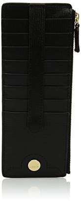 Lodis Women's Business Chic Rfid Credit Card Case with Zipper Pocket