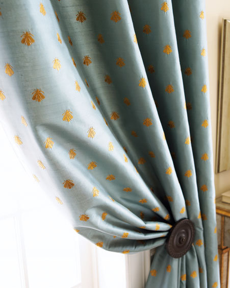 Bee Curtains