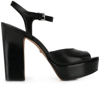 Michael Kors platform sole sandals