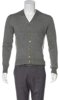 Jean Paul Gaultier Virgin Wool Convertible Cardigan