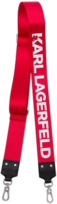 Karl Lagerfeld Paris K/Straps wide bag strap