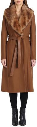 Badgley Mischka Natasha Coat