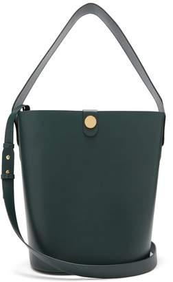 Sophie Hulme Swing large leather bag