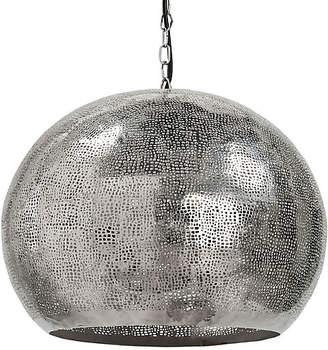 Regina-Andrew Design Pierced Metal Sphere Pendant - Regina Andrew Design