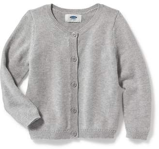 Old Navy Crew-Neck Cardi for Toddler Girls