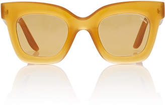 Lapima Lisa Square Acetate Sunglasses