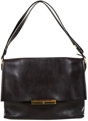 Celine Blade leather handbag