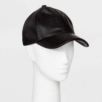 Universal Thread Women's Baseball Hat Black