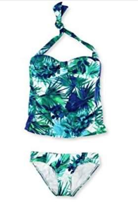 Tommy Bahama Palm Floral Tankini