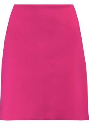 Lanvin Cotton-Blend Mini Skirt