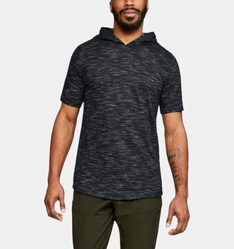 Under Armour Men's UA Sportstyle Core Short Sleeve Hoodie