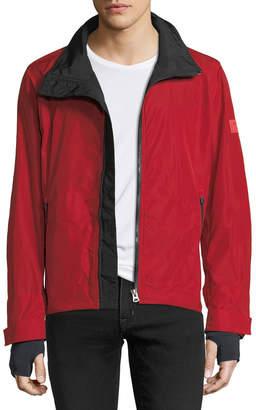 Burberry Headson Jacket w/ Removable Hood