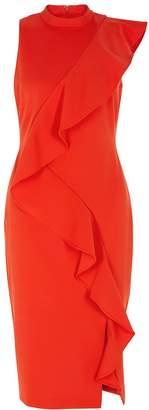 Coast Karly Ruffle Shift Dress