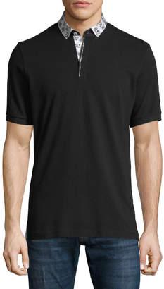 Maceoo Tic-Collar Polo Shirt