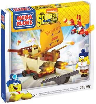 Mega Bloks SpongeBob SquarePants Movie Burgermobile