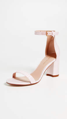 Stuart Weitzman Less Nudist Sandals