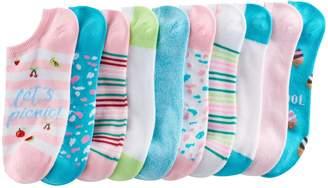Sonoma Goods For Life SONOMA Goods for Life 10-pk. Low-Cut Picnic Socks