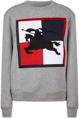 Burberry Chequered EKD Sweatshirt
