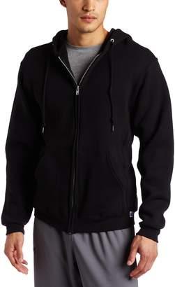 Russell Athletic Men's Dri Power Hooded Zip-up Fleece Sweatshirt
