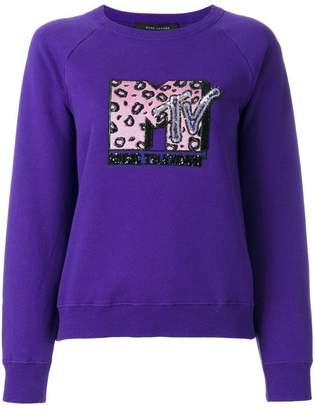 Marc Jacobs MTV x raglan sweatshirt