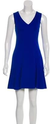 Diane von Furstenberg Pleated Midi Dress