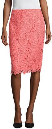 LIZ CLAIBORNE Liz Claiborne Pencil Skirt $60 thestylecure.com