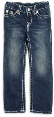 True Religion Little Boy's Ricky Super-T Jeans