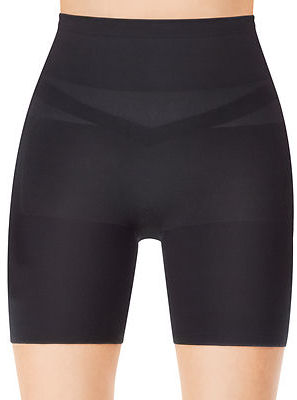 Spanx Assets By Spanx, Women's Shapewear, Focused Firmers Mid Thigh 1833