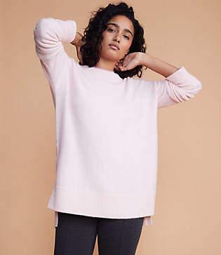 Lou & Grey Cuffed Tunic Sweater