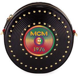 MCM Berlin Cassette Tambourine Small Crossbody Bag
