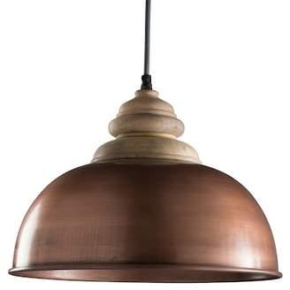 C.G. SPARKS Breckner Hanging Light - Copper