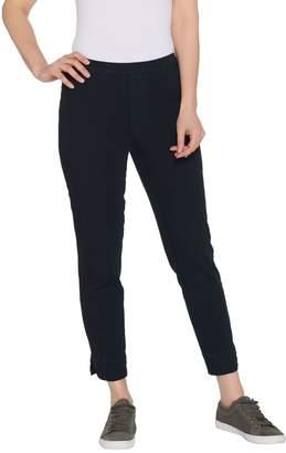 Isaac Mizrahi Live! Petite 24/7 Denim Ankle Jeans