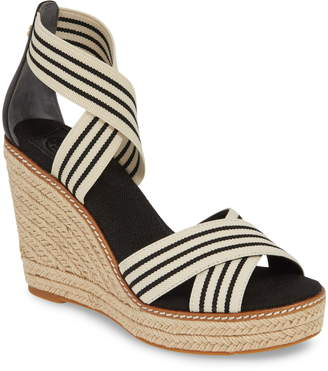 f8f6765ca Tory Burch Espadrille Wedge Women s Sandals - ShopStyle