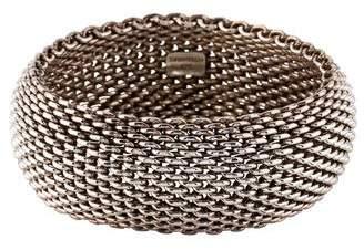 Tiffany & Co. Wide Somerset Bracelet