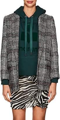 Etoile Isabel Marant Women's Ice Checked Tweed Blazer