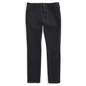 Tommy Hilfiger Adaptive Men's Jeans Straight Adjustable Waist Magnet Buttons