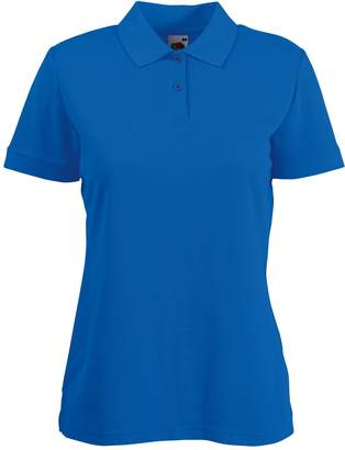 Fruit of the Loom Lady-Fit 65/35 Polo L