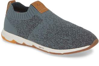 Hush Puppies R) Cesy Knit Slip-On Sneaker