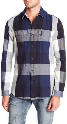 Scotch & Soda Chunky Checkered Shirt