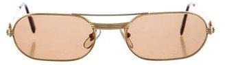 Cartier Vintage Must Santos Sunglasses