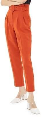 Topshop Belted Pants