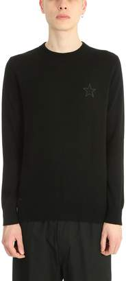 Givenchy Black Wool Knit