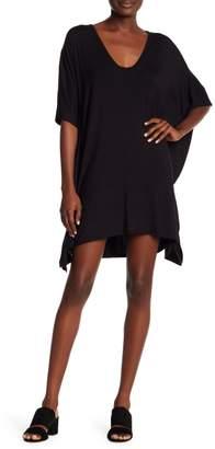 Couture Go Dolman Knee Length Dress