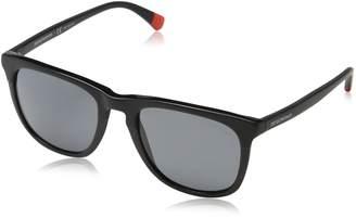 Emporio Armani EA4105 500181 Matte EA4105 Square Sunglasses Lens Category