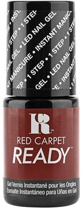 Red Carpet Manicure 'Red Carpet Ready' Led Nail Gel Polish - Little Black Book